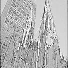 St. Patrick's by John Schneider