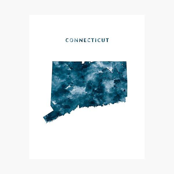 Connecticut Wall Art Redbubble
