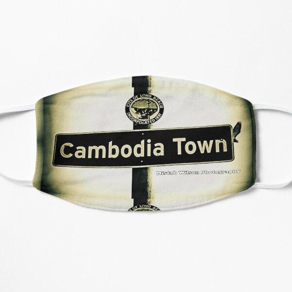 Cambodia Town, Long Beach, CA by Mistah Wilson Mask