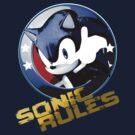 Sonic Rules by sonicfan114