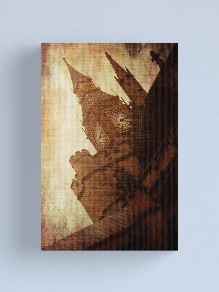 Alternate view of Biggest Ben Canvas Print