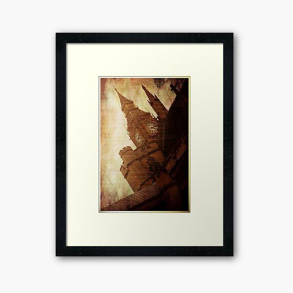 Biggest Ben Framed Art Print