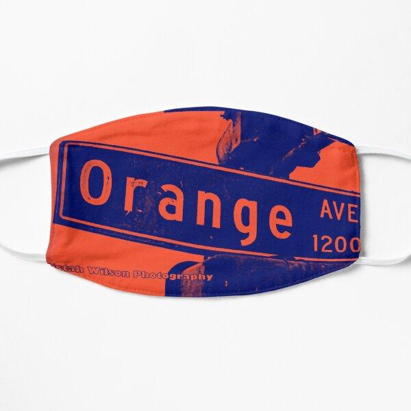 Orange Avenue, Long Beach, CA by Mistah Wilson Mask