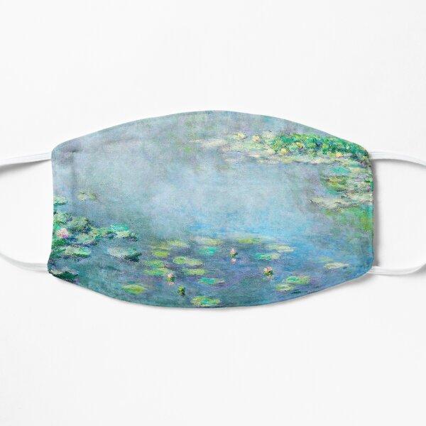 Monet Water Lilies / Nymphéas 1906 Flat Mask