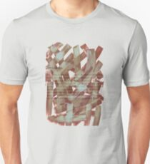 brush type brown Unisex T-Shirt