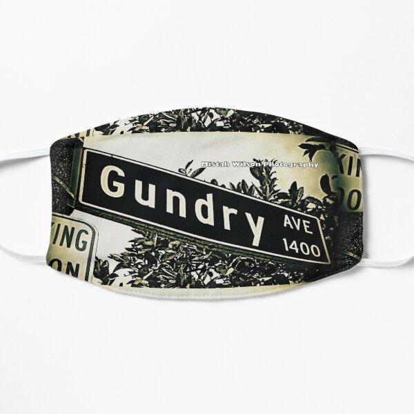 Gundry Avenue, Long Beach, CA by Mistah Wilson Mask