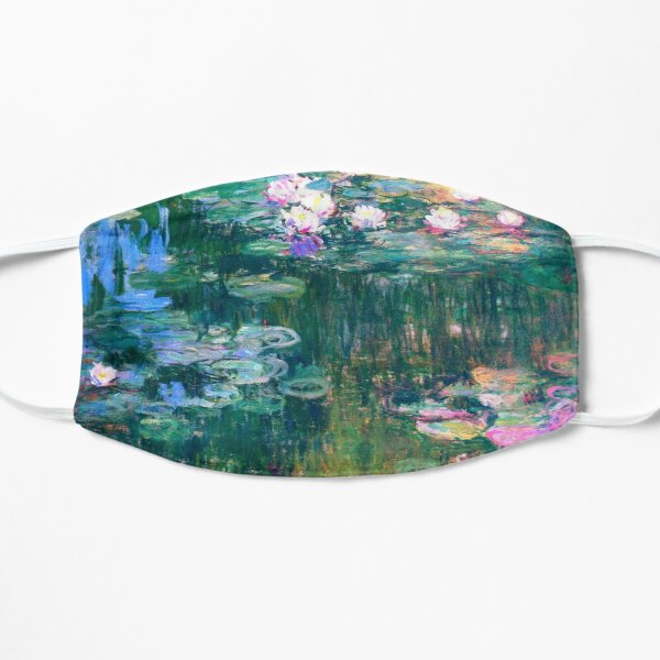 Water Lilies monet  Mask