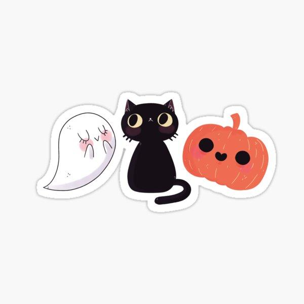 Spooky Sticker