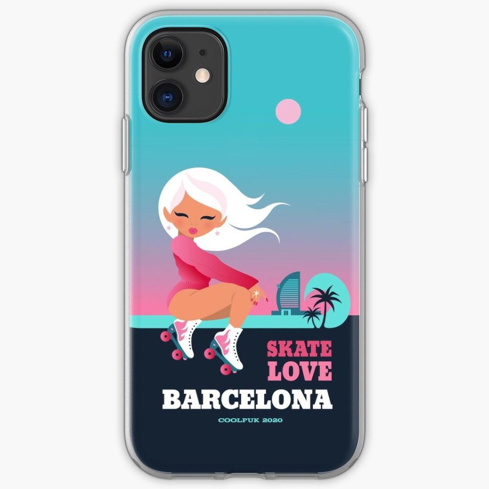 SKATE LOVE   iPhone Case & Cover