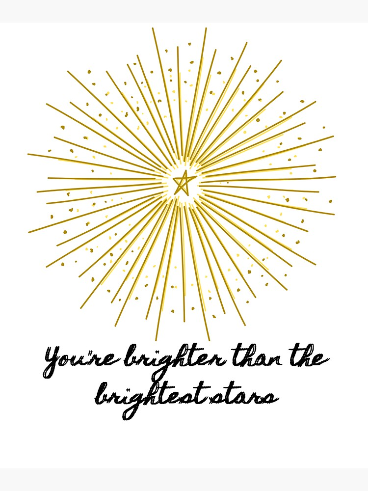 Brighter Than the Brightest Stars  by ponderingtaylor