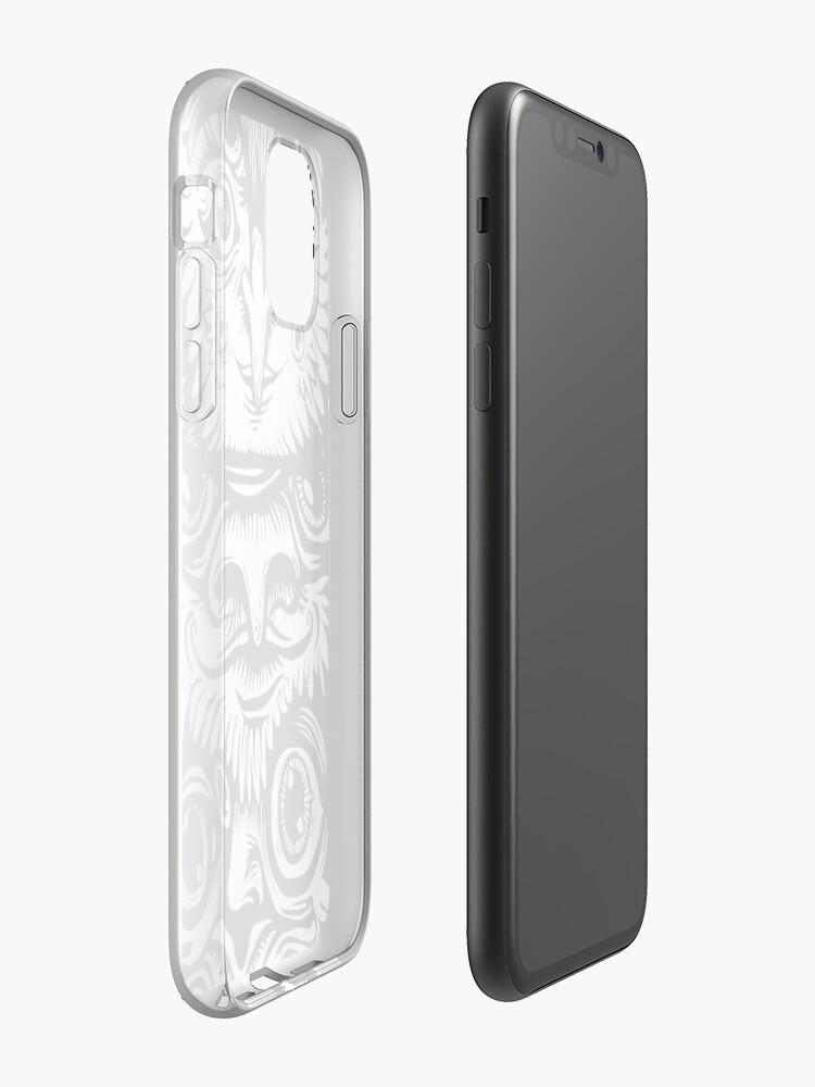 Alternate view of Strange Totem iPhone Case & Cover