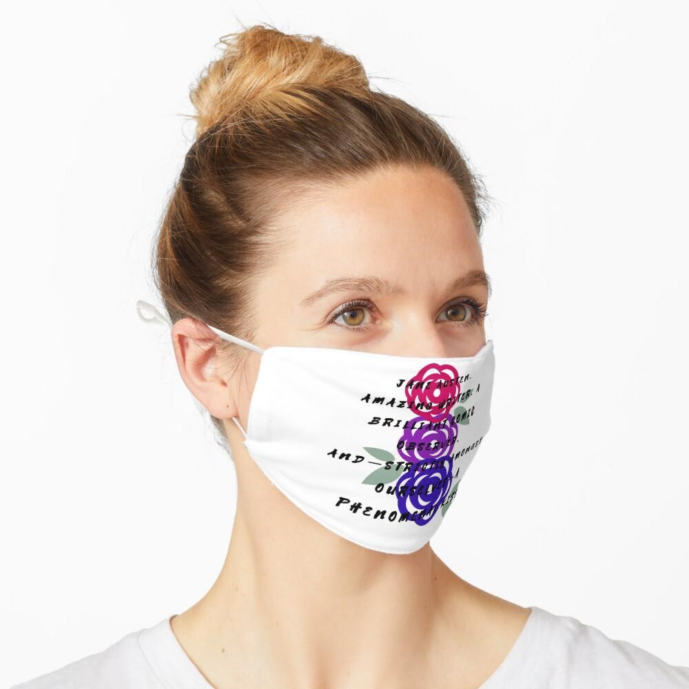 Phenomenal Kisser  Mask