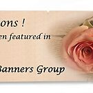 The Beautiful Banners Group Feature by Morag Bates