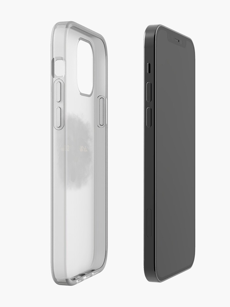 Alternate view of Let Me Be Brave iPhone Case & Cover