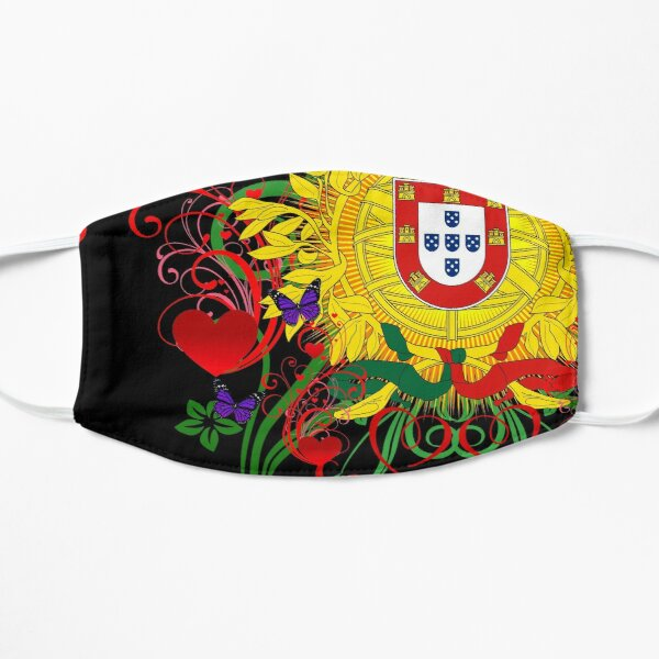 Galo de Barcelos, art portugais Masque sans plis