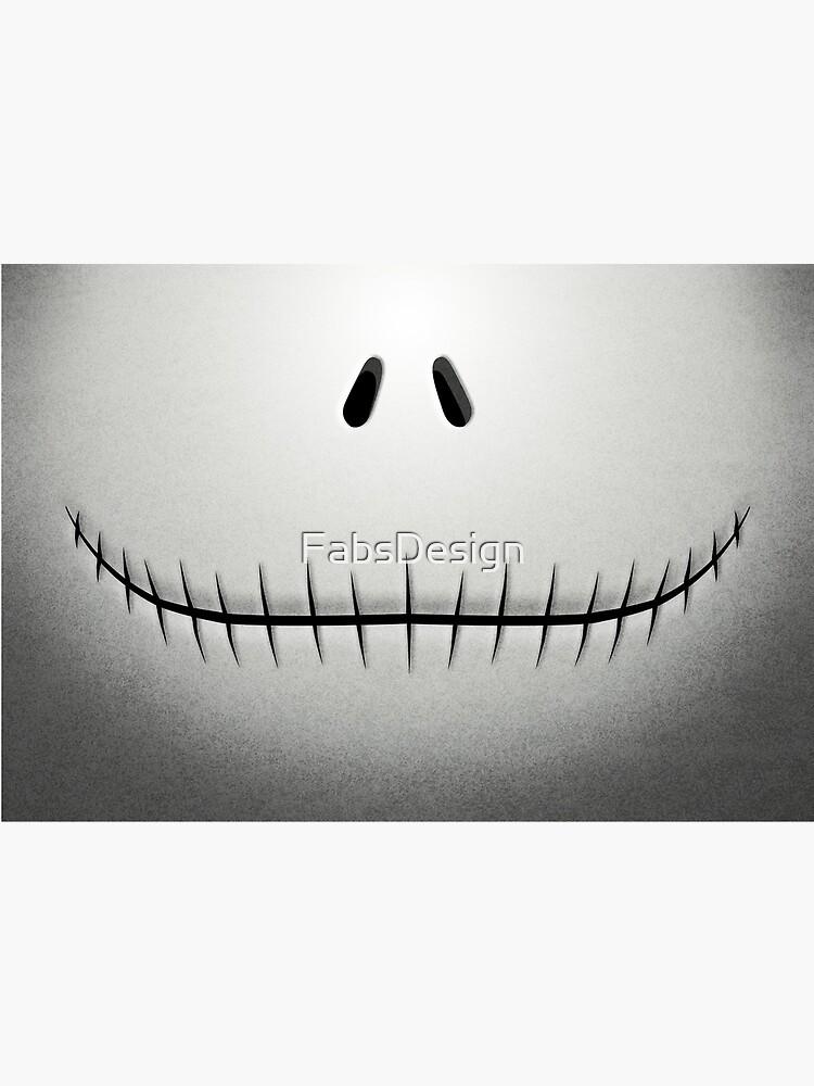 Das Lächeln des Kürbiskönigs von FabsDesign
