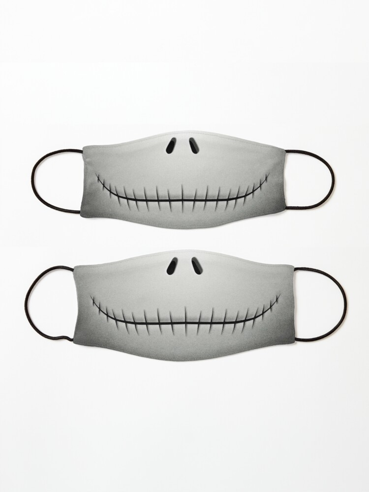 Alternate view of The Pumpkin King's Smile Mask