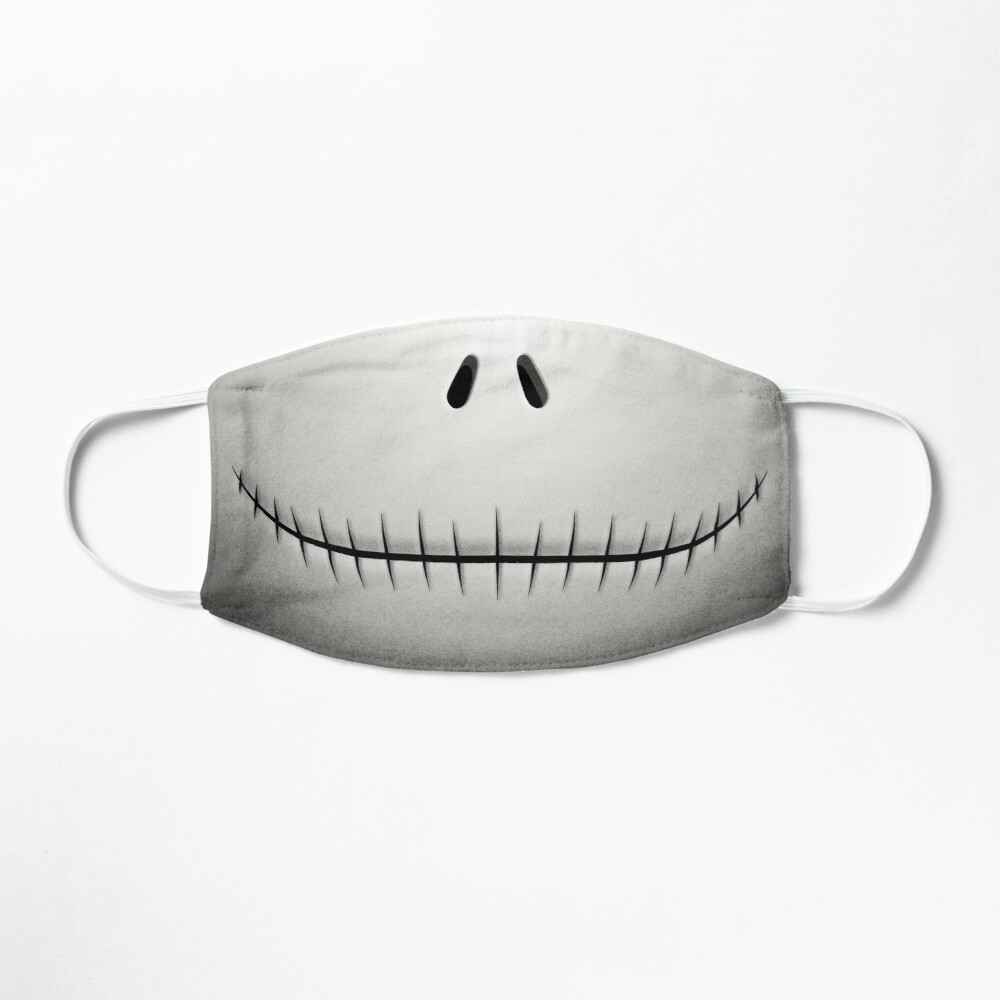 Das Lächeln des Kürbiskönigs Maske