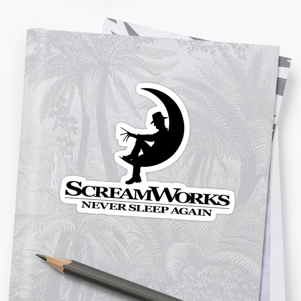 ScreamWorks (Black) by BiggStankDogg