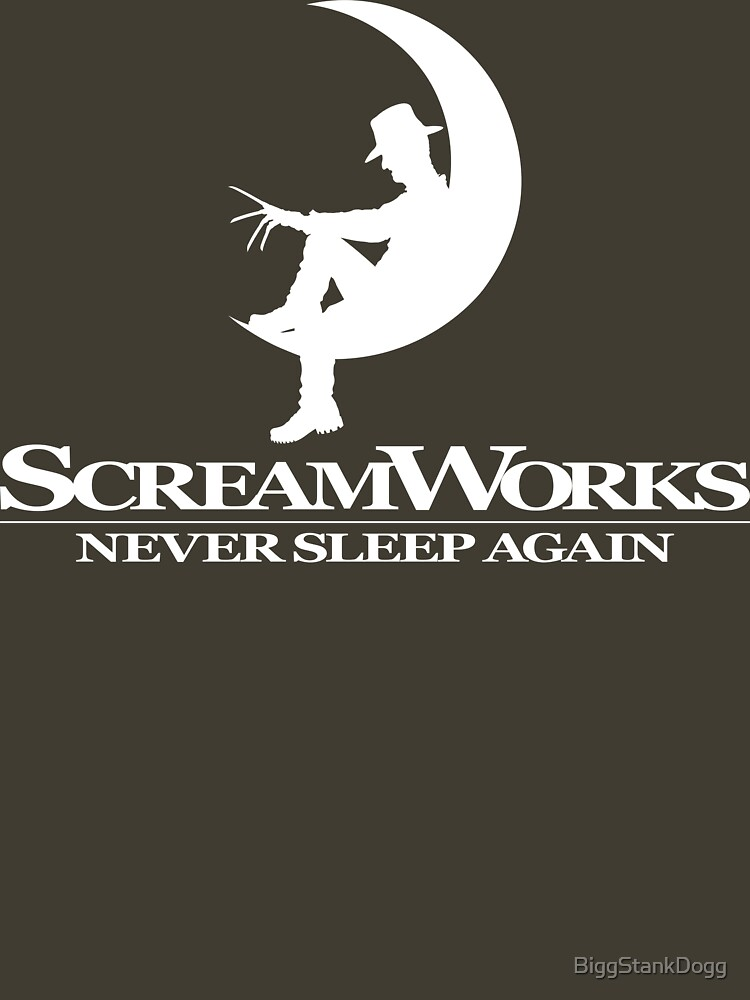 ScreamWorks (White) | Unisex T-Shirt