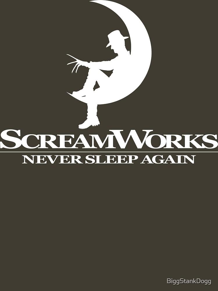 TShirtGifter presents: ScreamWorks (White) | Unisex T-Shirt