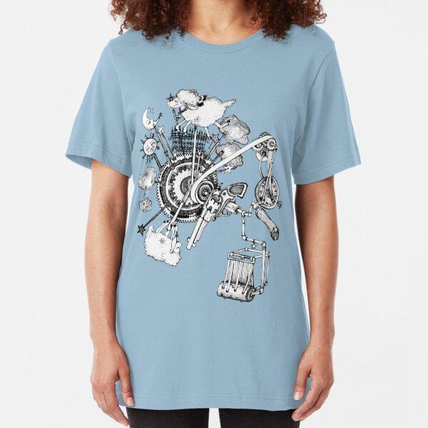 Science of Sleep Slim Fit T-Shirt
