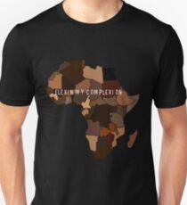 Flexin My Complexion Unisex T-Shirt