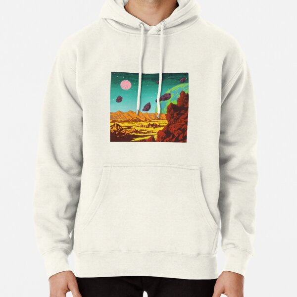 Spacescape Pullover Hoodie