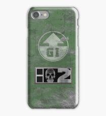 Gunnar Distressed iPhone Case/Skin