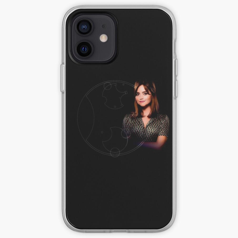 Clara Oswald iPhone Case & Cover