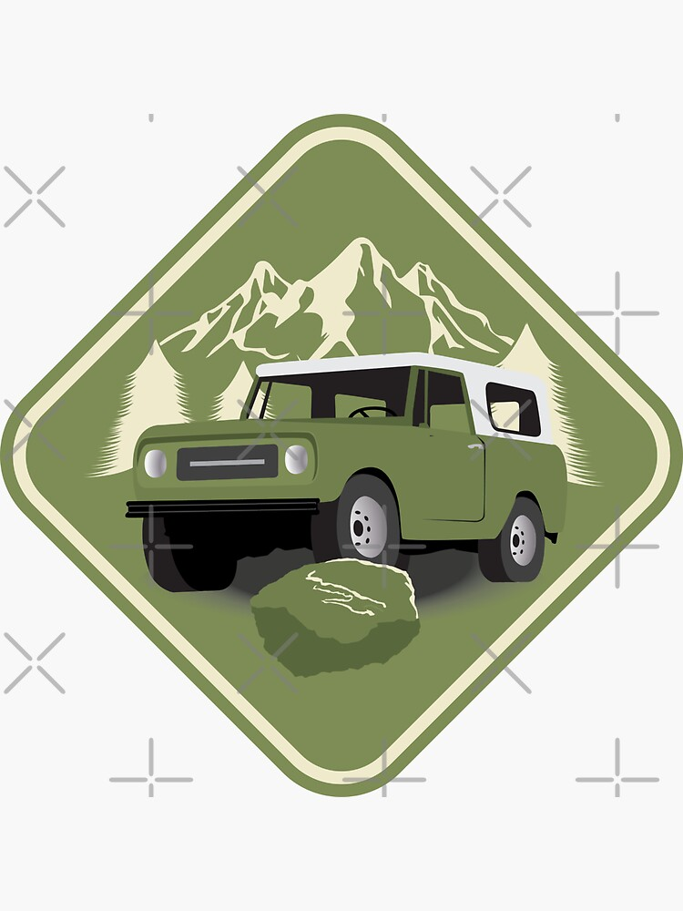 International Harvester Scout (Snowrunner) by brainthought