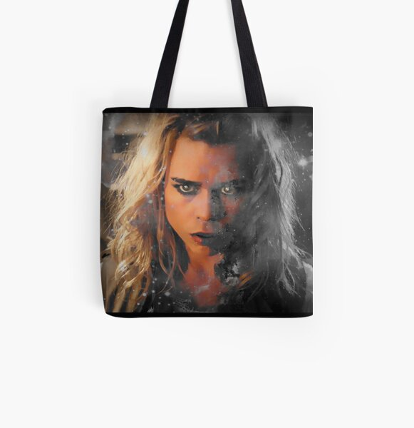 Bad Wolf All Over Print Tote Bag
