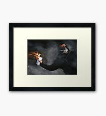 What is Anarchy? Framed Print