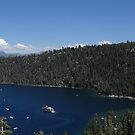 Scenic Lake Tahoe (panormic) by vigor