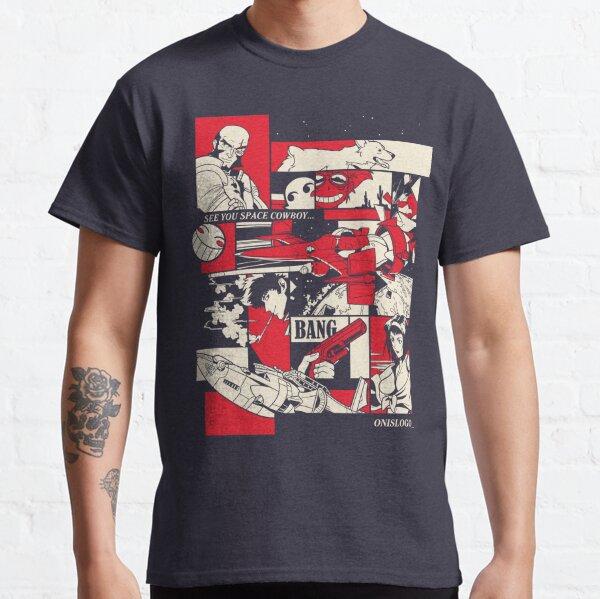 Patrón Bebop Camiseta clásica