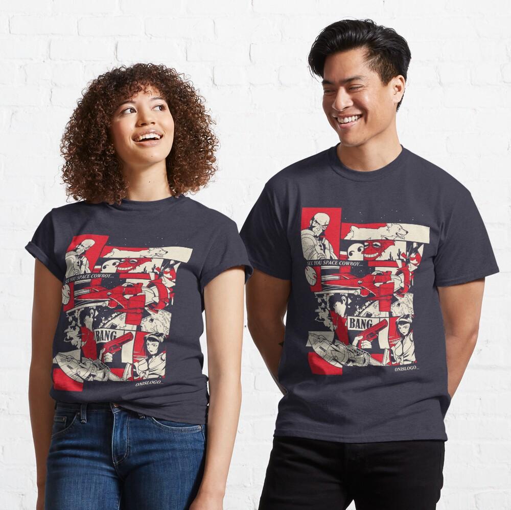 Bebop Pattern Classic T-Shirt