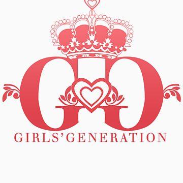 Girls' Generation by fyzzed