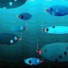 Deeper than ocean by Dulcina