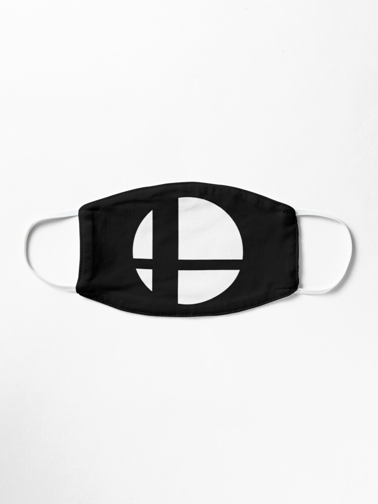 Alternate view of Super Smash Bros Mask Mask