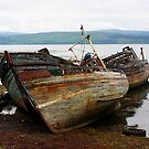 Wrecks of Mull by Don Rankin