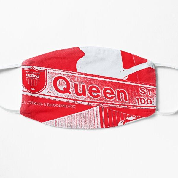 Queen Street, Inglewood, CA RED SPECIAL1 by Mistah Wilson Mask
