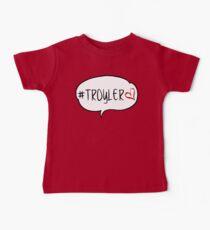 #TROYLER Baby Tee