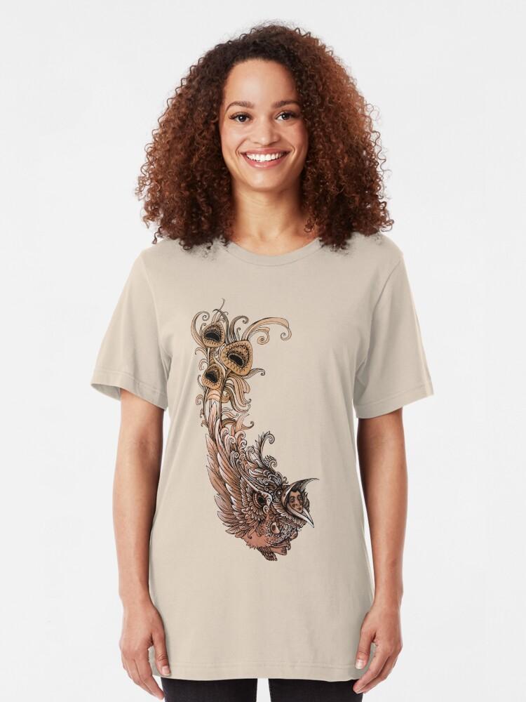 Alternate view of Firebird Slim Fit T-Shirt