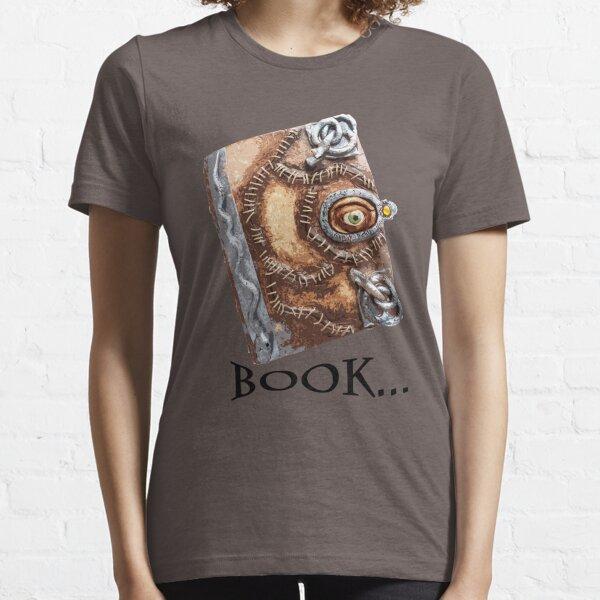 BOOK Essential T-Shirt