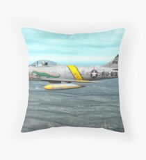 The Huff Throw Pillow