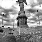 El Panecillo, Quito, Ecuador by borjoz