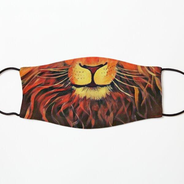 Blazing Lion Kids Mask