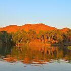 Ord River Sunset, Western Australia by bevanimage