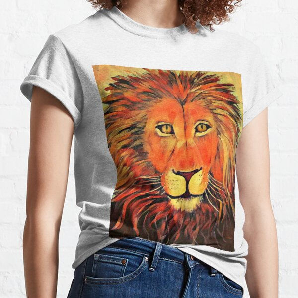 Blazing Lion Classic T-Shirt