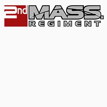 2nd MASS. Regiment - Red by ch1ppz